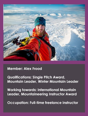 Alex Frood profile