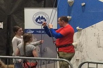Teaching Belaying