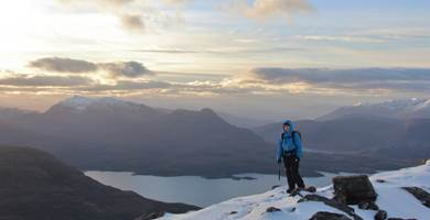 Walking in Torridon cKarlMidlane