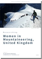 Researching Women in Mountaineering