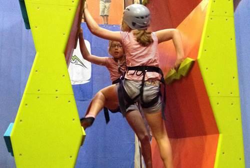 Crazy Climb