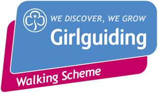 Girlguiding Walking Scheme