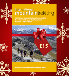 International Trekking for Christmas 2014