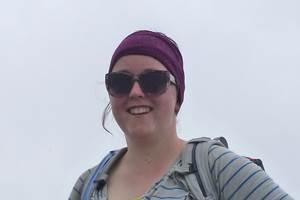 Nicola Foyle - Mountain Skills participant turned Lowland Leader