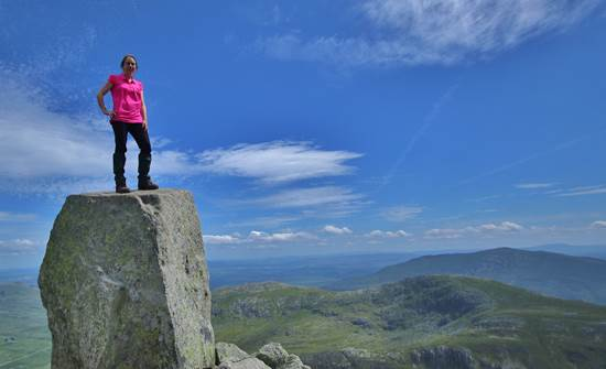 The summit of Tryfan cKarl Midlane
