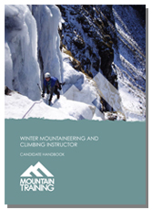 Mountaineering Instructor Certificate Handbook