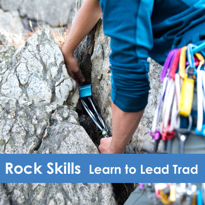 Rock Skills Learn to Lead Trad