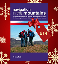 Navigation in the Mountains for Christmas 2014