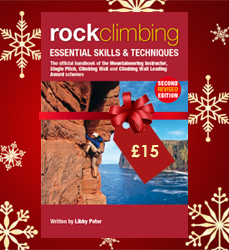 Rock Climbing for Christmas 2014