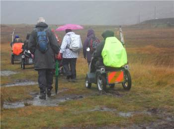 Disabled Ramblers 1