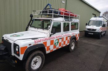 SSART vehicles