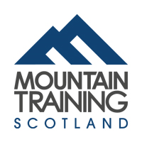 Mountain Training Scotland logo