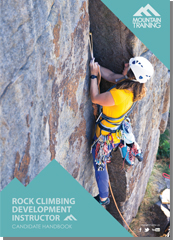 Rock Climbing Development Instructor Candidate Handbook