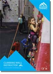 Climbing Wall Instructor handbook