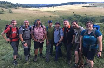 ML ropework attendees