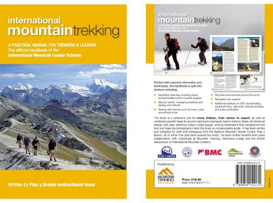 International Mountain Trekking Book Cover